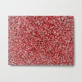 treemap mosaic - virus apocalypse Metal Print