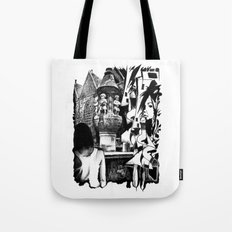 Fontain Tote Bag
