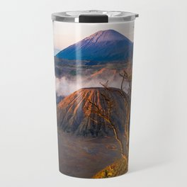 Mt Bromo Volcano, Java, Indonesia Travel Mug