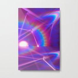 Babe Rainbow Metal Print