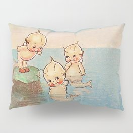Mermaids Pillow Sham