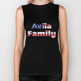Avila Family Biker Tank