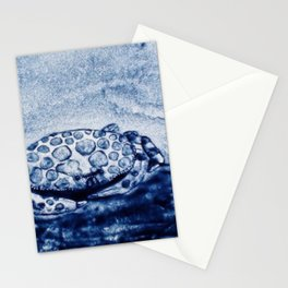 Like a Blue Crab Stationery Cards