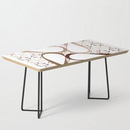 Shades Coffee Table