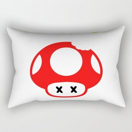 Tasty Power Ups Rectangular Pillow