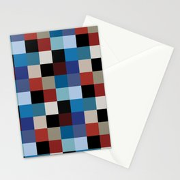 Achtung Baby pattern Stationery Cards