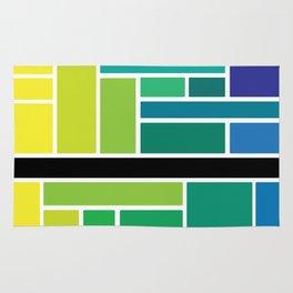 City Tiles Rug