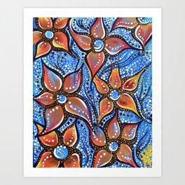 Wild Vine Art Print