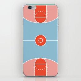 Courts / Basketaball iPhone Skin