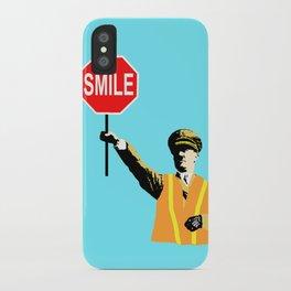 smile! iPhone Case