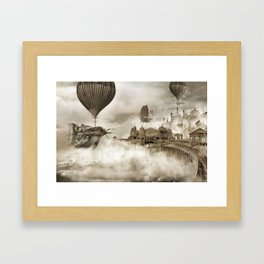 The Far Pavilions Framed Art Print