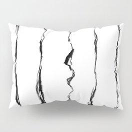 Energy ink stripes Pillow Sham