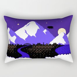 Valley of Reveries Rectangular Pillow