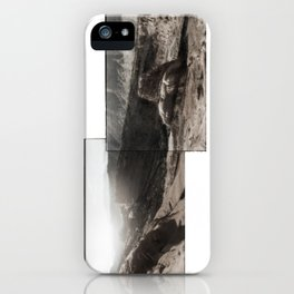 Utah Desert Dawn iPhone Case