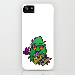 Bud Buddy iPhone Case