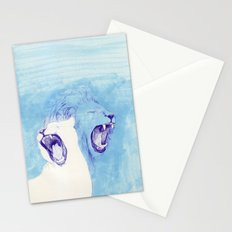 Two Lions Stationery Cards