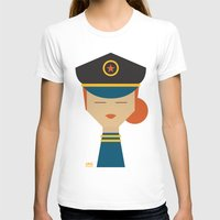 pilot T-shirts featuring Pilot by Page 84 Design