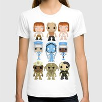 fifth element T-shirts featuring The Fifth Element Customs by SpaceWaffle