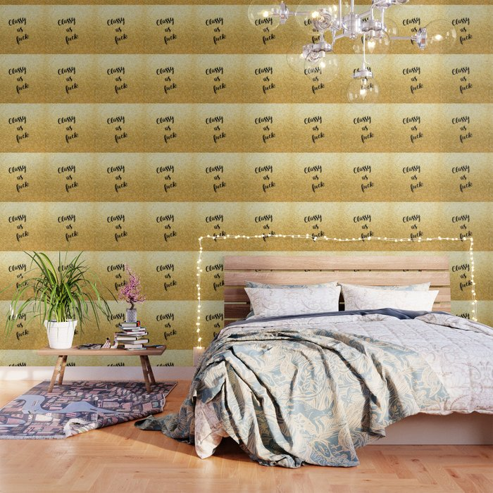 Gold Classy As Fuck Wallpaper By Mydream