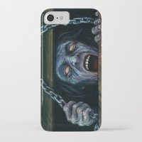 evil dead iPhone & iPod Cases featuring THE EVIL DEAD by chris zombieking