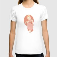 princess bubblegum T-shirts featuring Princess Bubblegum by Katie Addison Illustration