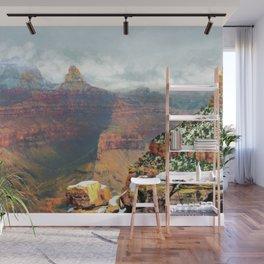 Winter Canyon Dream Wall Mural