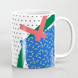 Memphis Christmas Presents Coffee Mug
