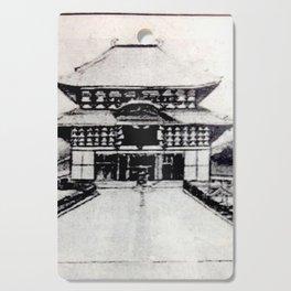 Todaiji Temple Cutting Board