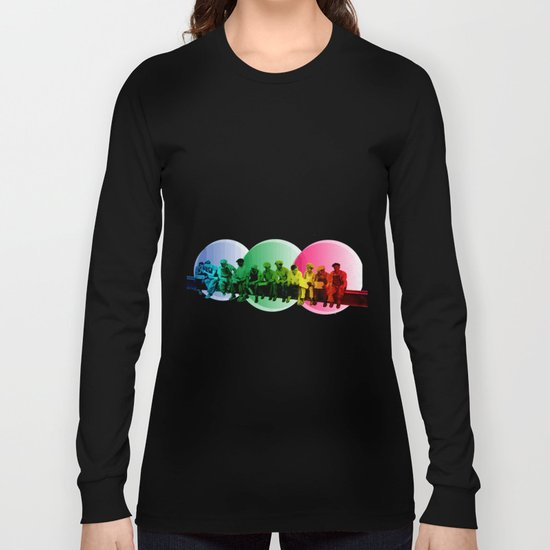 Rainbow 2015 Long Sleeve T-shirt