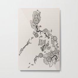 PH Metal Print