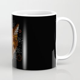 Fox Face Coffee Mug