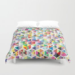Cuben Colour Craze Duvet Cover