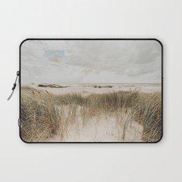 Dunes Of The Netherlands Photo | Dutch Landscape Photography | Dutch Dunes Laptop Sleeve