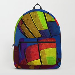 The Blue Balloon Backpack