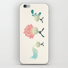 les microbes  iPhone & iPod Skin