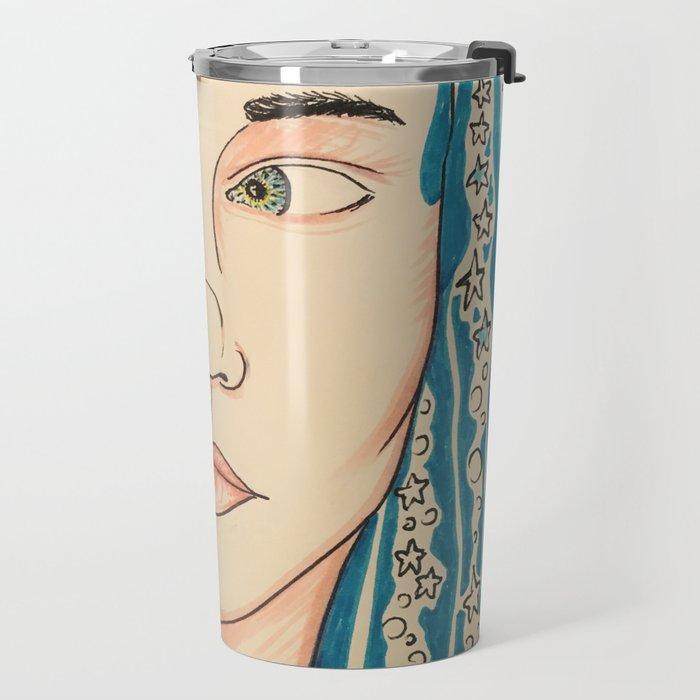 Doubt Travel Mug