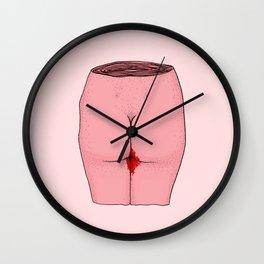 Sang menstruel - Menstrual blood Wall Clock