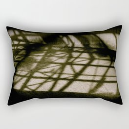 X and Y and Z Rectangular Pillow