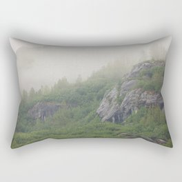 Glacier Bay Alaska Rectangular Pillow