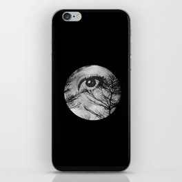 Once Upon a Blue Moon iPhone Skin