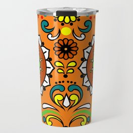 Sugar Skull #8 Travel Mug