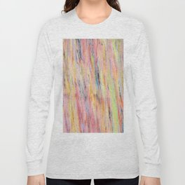 Color gradient and texture 42 Long Sleeve T-shirt