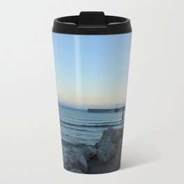 Little waves Travel Mug