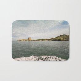 Irish coastline Bath Mat