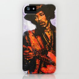 Let me stand next to your fire iPhone Case