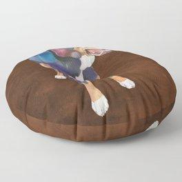 Greater Swiss Mountain Dog Floor Pillow