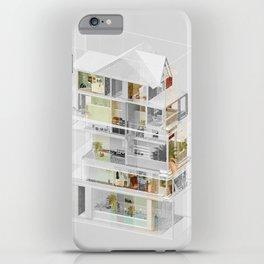 Mumbai/Toronto 1/2 iPhone Case