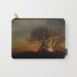 perfect suburban sunrise.   first series: dark before dawn 1-3 Carry-All Pouch