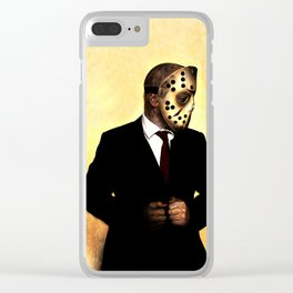 Making an effort this Friday the 13th Clear iPhone Case