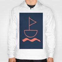 sail Hoodies featuring sail by gzm_guvenc